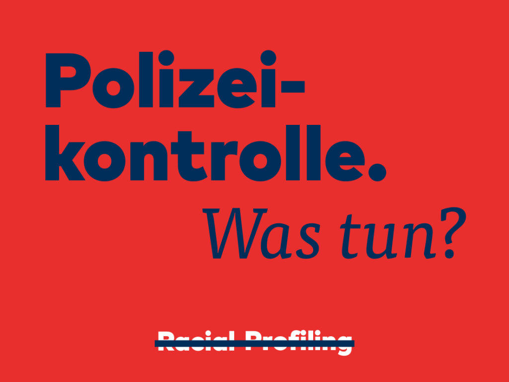 Polizeikontrolle. Was tun?